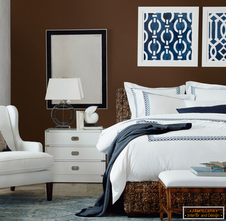 brown_blue_bedroom_design_orange_county